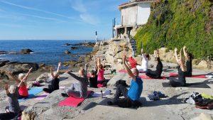 Yoga och vandringsresa Italien