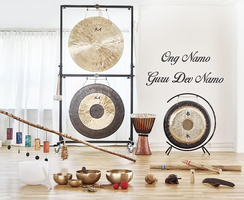 Soundhealing instrument