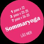 Sommayoga -vecka 22-33